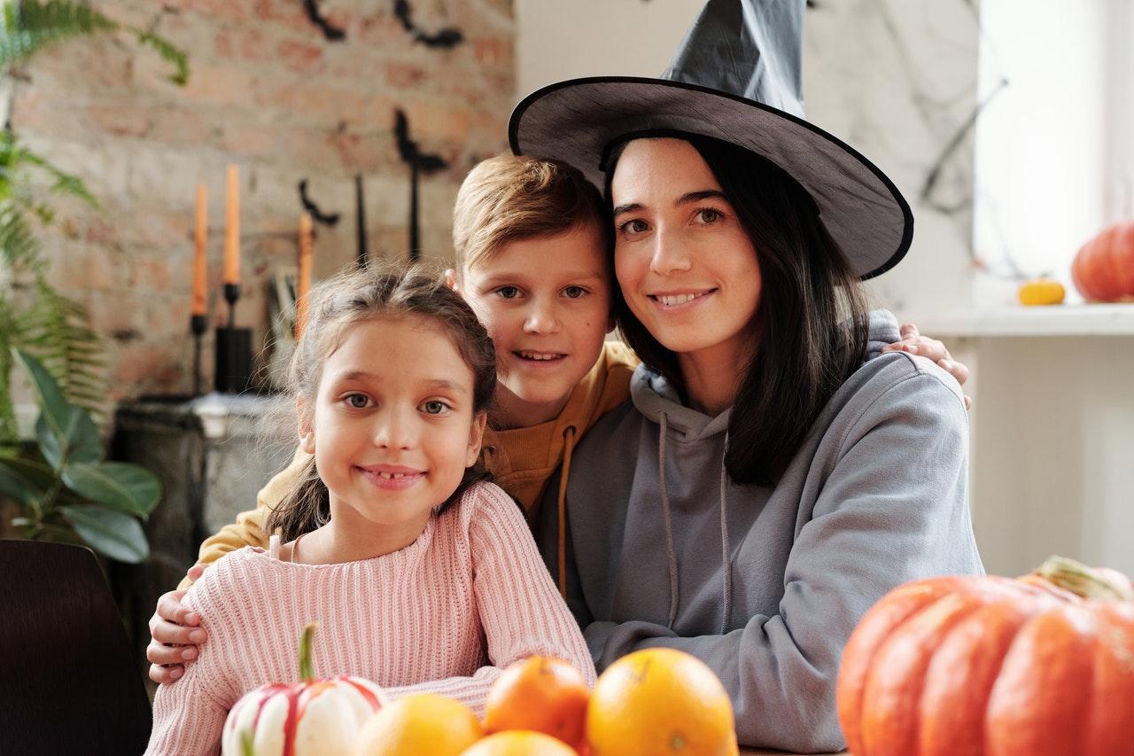 Halloween per bambini in langa
